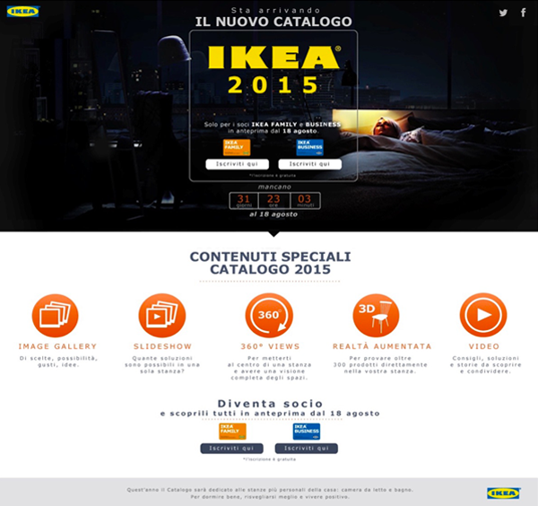 Ikea catalogo 2015 landing page auge headquarter - Ikea catalogo on line 2015 ...